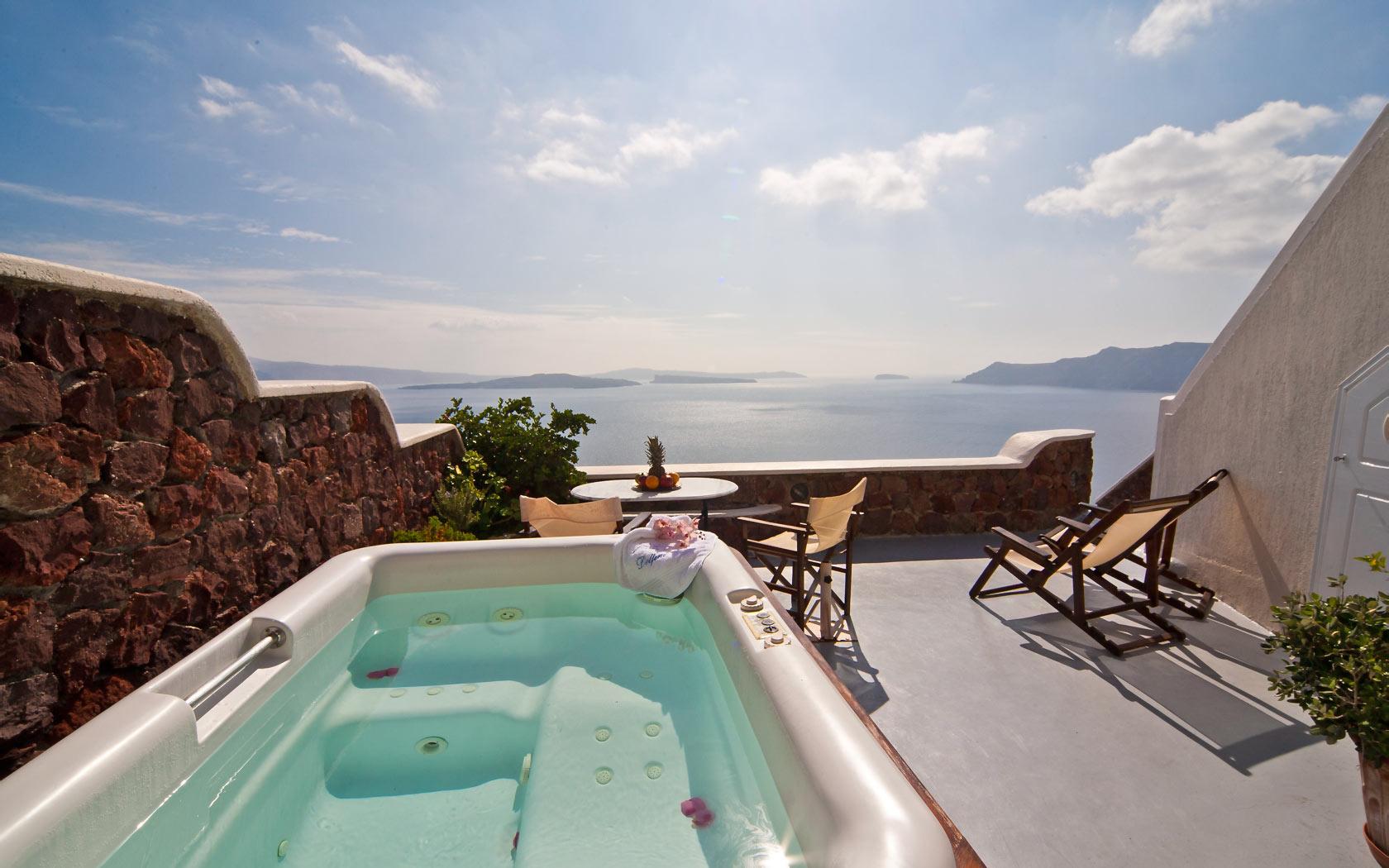 Santorini Suites Delfini Hotel Oia Suites Cave Suite Santorini
