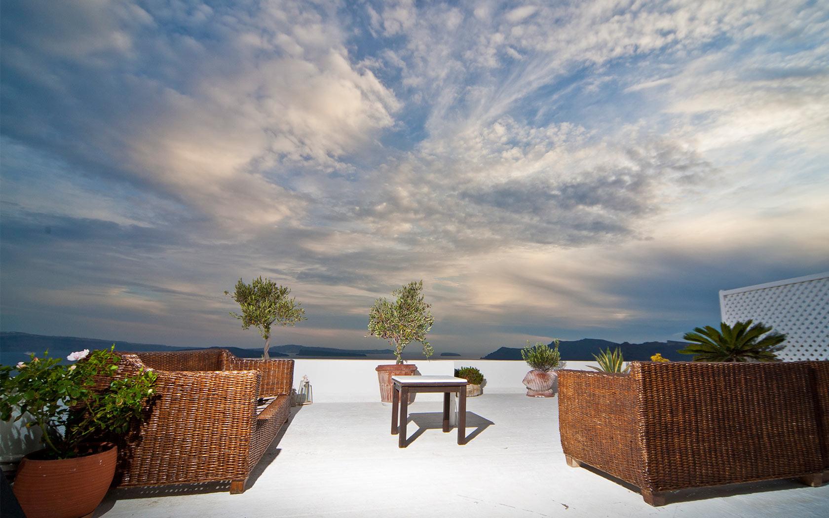 Santorini Island Hotels Greece
